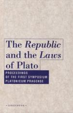 The Republic and the Laws of Plato